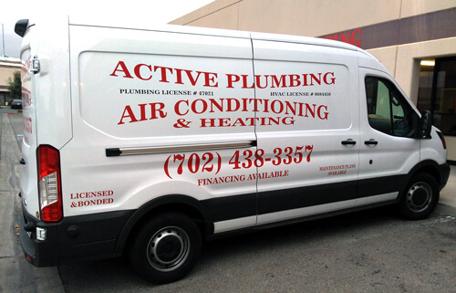 Air Conditioning Repair Service in Las Vegas by Active!