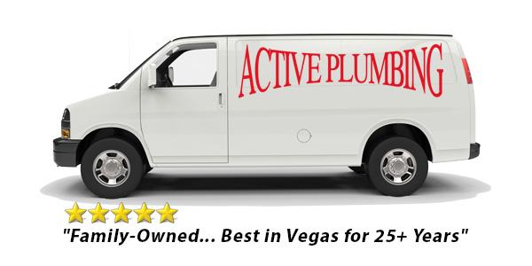 Active Plumbing & Air Conditioning Las Vegas