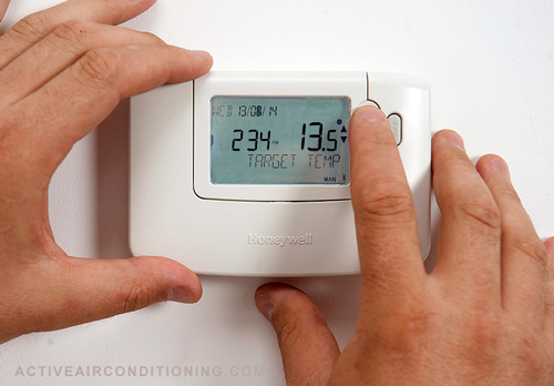 HVAC Thermostat Repair Repair