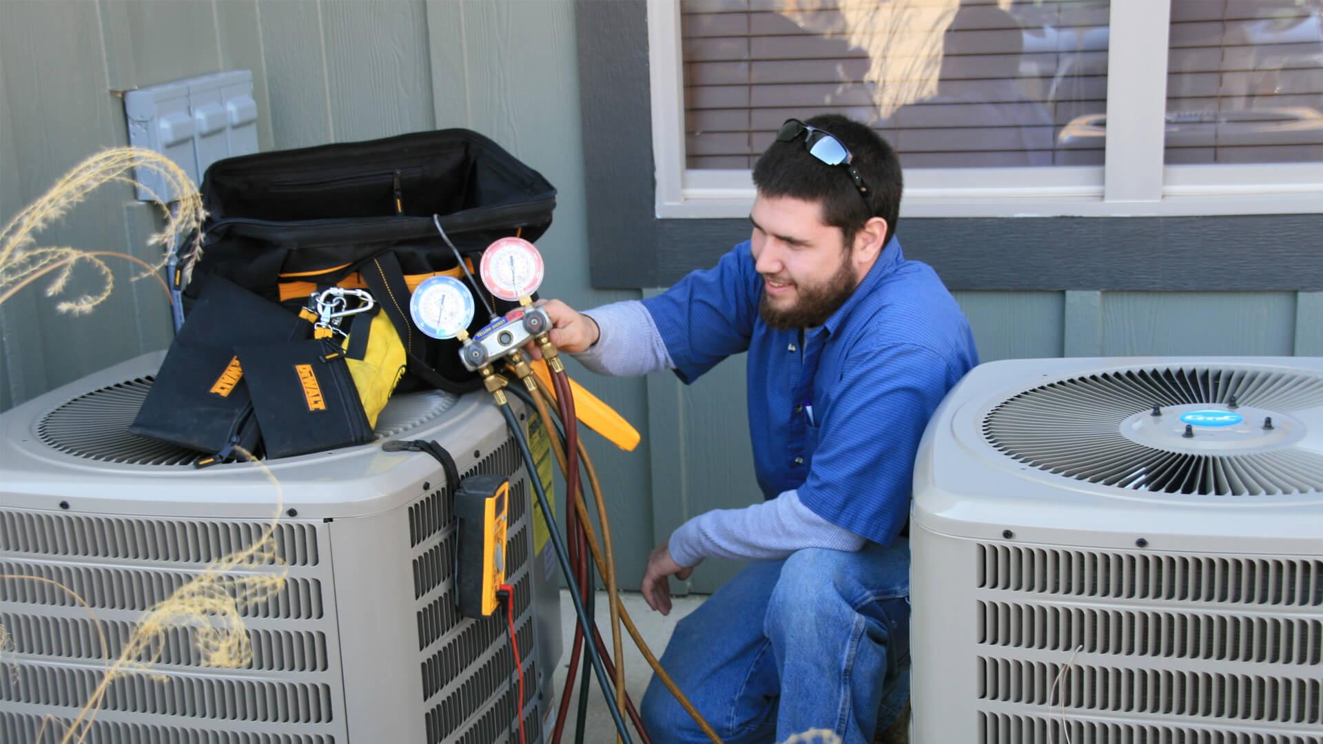 Air Conditioning Repair Technician Las Vegas