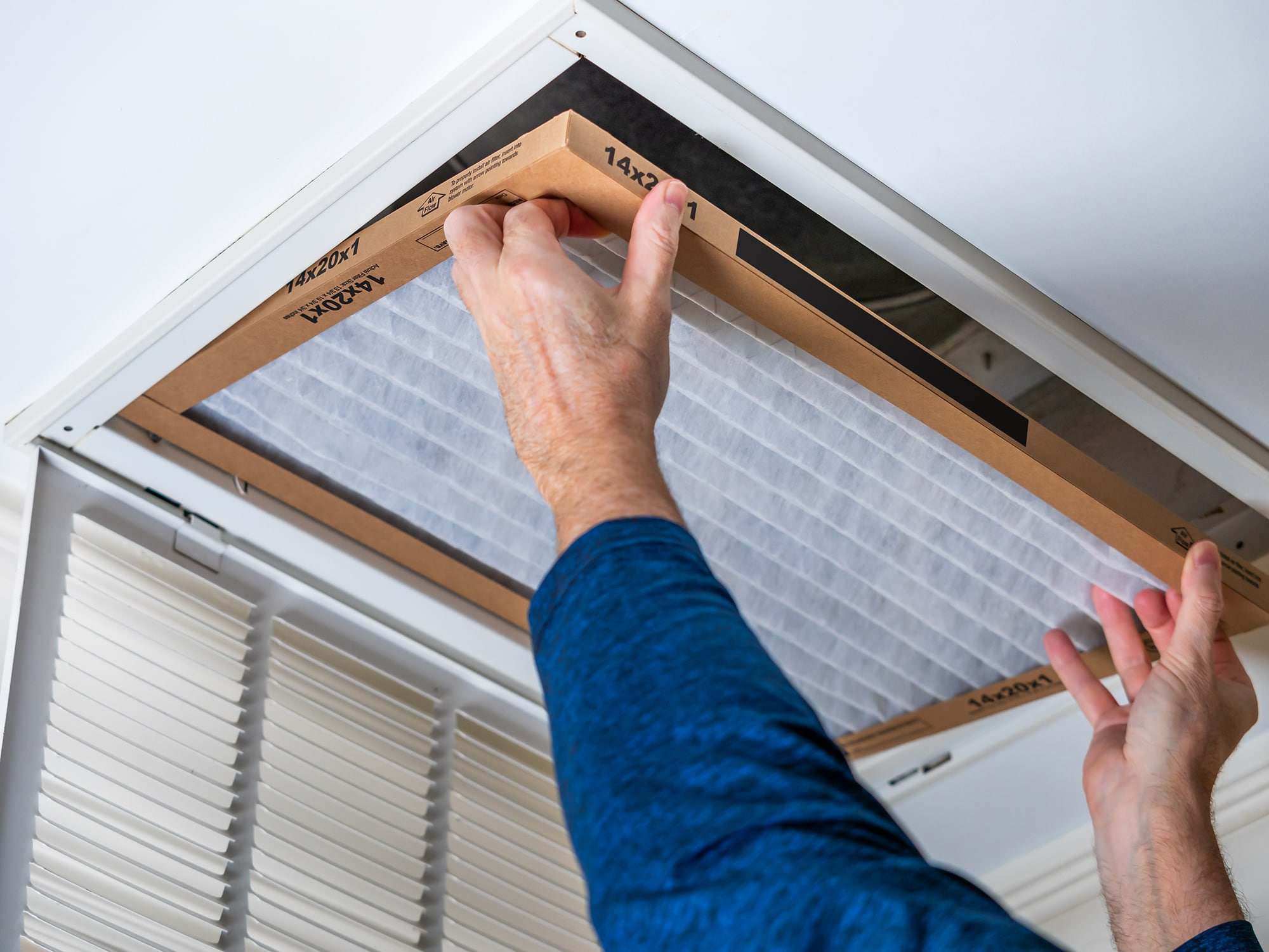 clean air ducts remove irritants