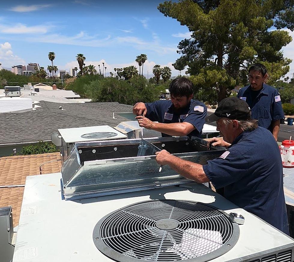 Las Vegas Air Conditioning Services
